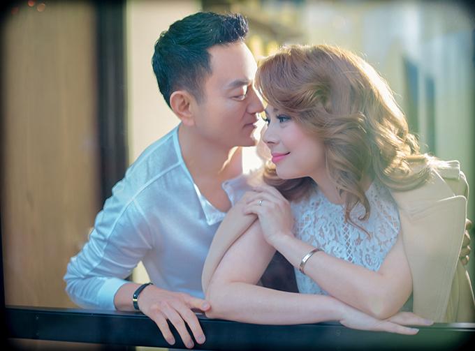 Bạn trai Việt kiều quấn quýt bên Thanh Thảo - 8