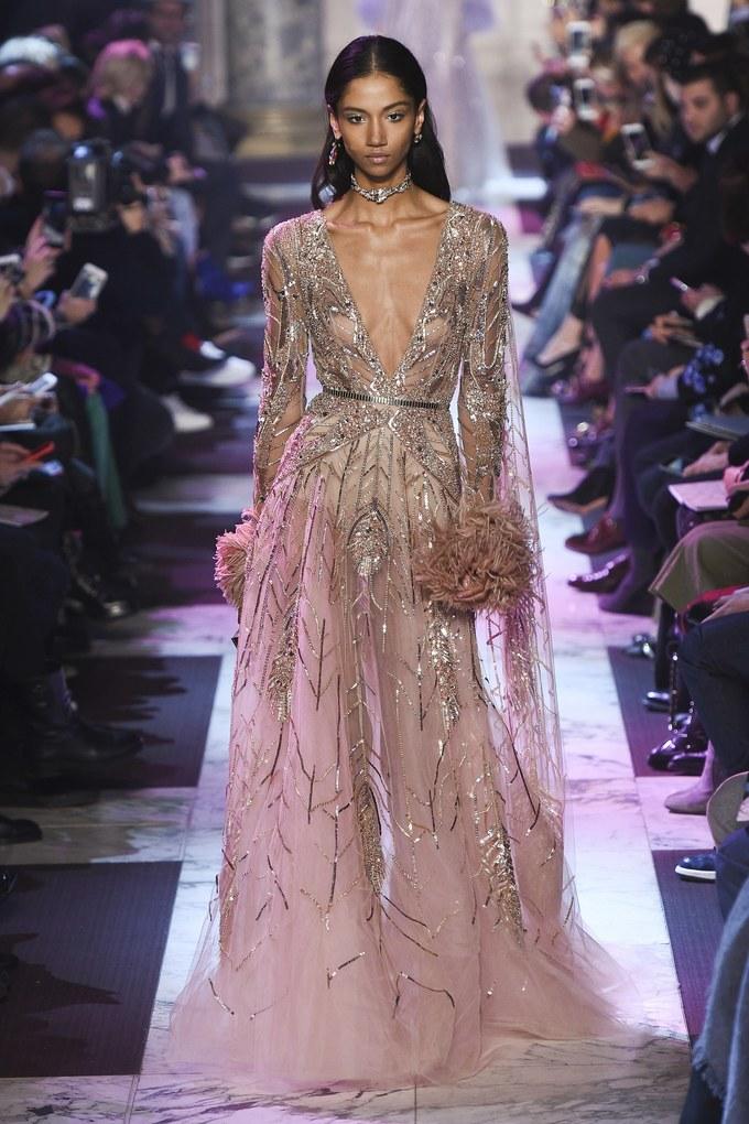 Váy áo Haute Couture nhuốm màu thần thoại của Elie Saab
