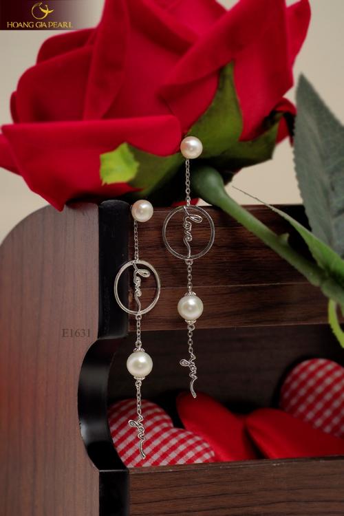 Các nàng có thể chọn từng sản phẩm hoặc trọn bộ quà tặng trang sức ngọc trai đầy duyên dáng.