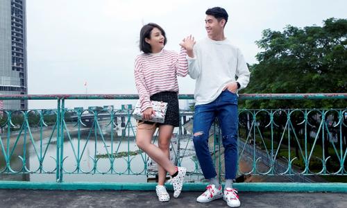 Quang Đăng, Thái Trinh khoe phong cách với BST Valentine của ALDO