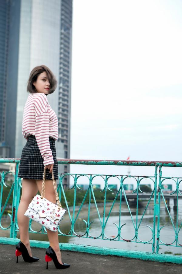 Quang Đăng, Thái Trinh khoe phong cách trẻ trung với BST Valentine của ALDO - 3