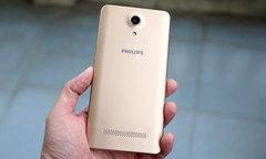 Smartphone pin tốt, giá hơn hai triệu đồng của Philips