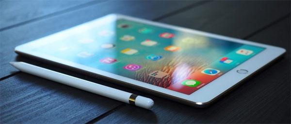 Apple tiếp tục dẫn đầu thị trường tablet