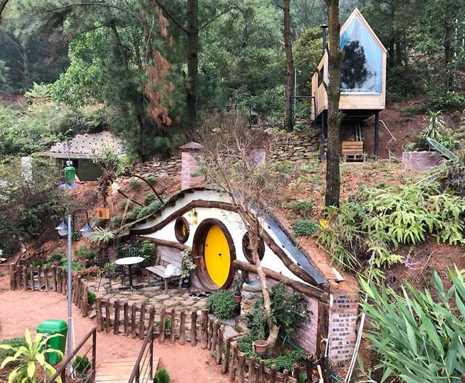 Những khu nghỉ giữa rừng dành cho ai muốn gần Hà Nội - 2