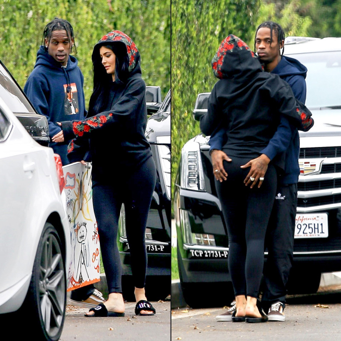 Hai chuyện tình ồn ào của hot girl triệu phú Kylie Jenner - 6