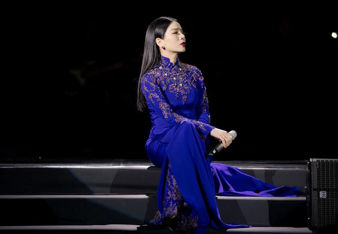 Lệ Quyên chia sẻ, khi hát nhạc Trịnh, cô nhìn cuộc đời một cách nhẹ nhàng nhưng sâu sắc hơn.