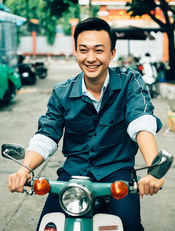 Producer: Nguyễn Thiện Khiêm, Photographer:  Nâu,Custume: NTK K.A.