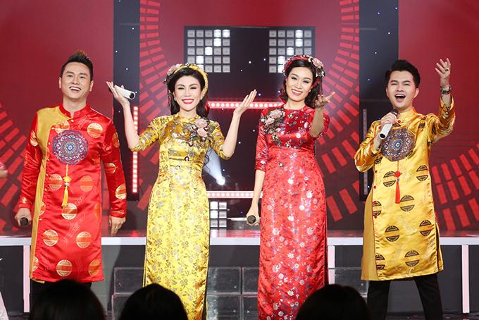 ...Hàn Thái Tú, Uyên Trang, Minh Thư, Nam Cường...