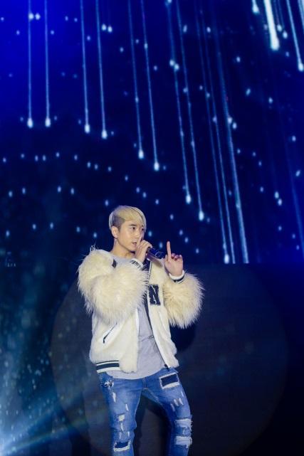 Rapper Karik chia sẻ dự định đón Tết với fan.