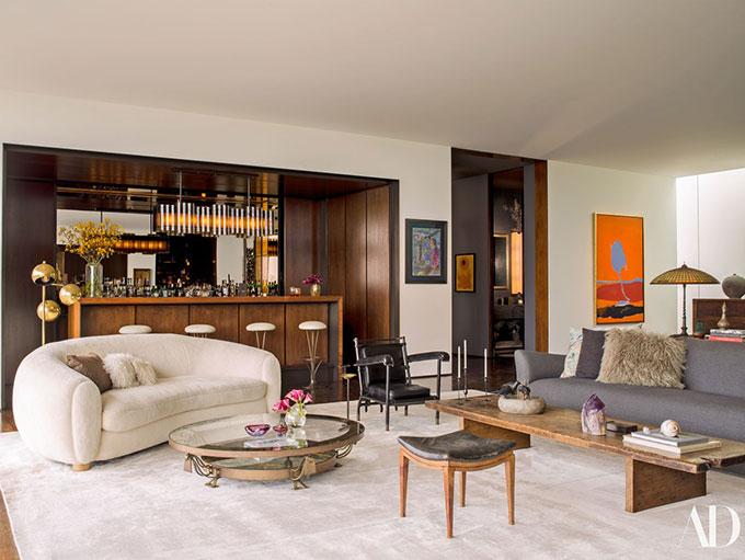 Nếu không trở thành diễn viên, tôi sẽ làm một nhà thiết kế nội thất, Jen chia sẻ, Tôi rất yêu công việc trang trí nhà cửa.