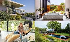 Ngôi nhà 'đẹp như mơ' của vợ chồng Jennifer Aniston