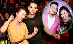 Vợ chồng Mai Quốc Việt 'quẩy' tưng bừng khi dự tiệc của Thanh Nhân - Wang Trần