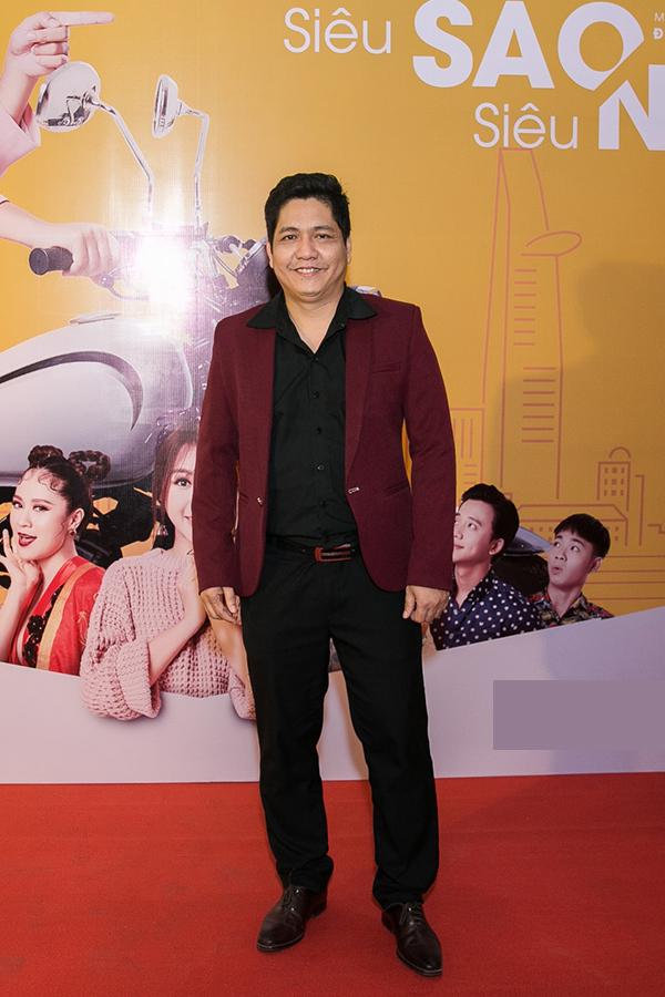 Đạo diễn Đức Thịnh đảm nhận vai quản lý 3D trong phim.