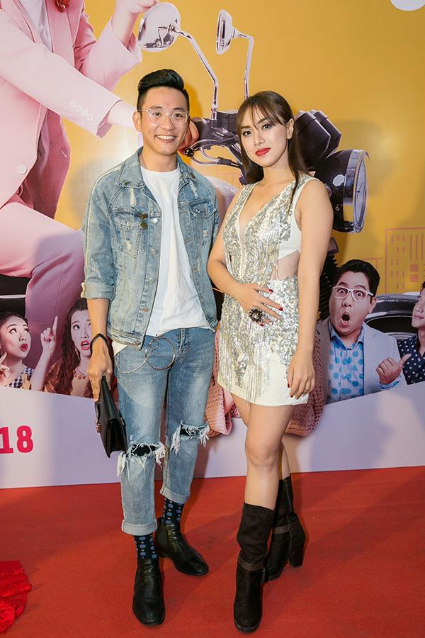 Ca sĩ Miko Lan Trinh.