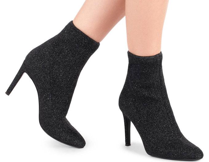 7 mẫu cao gót giúp nàng nổi bật trong bữa tiệc tối