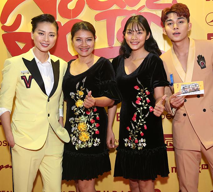 Ngô Thanh Vân nam tính không thua gà cưng Jun Phạm - 9