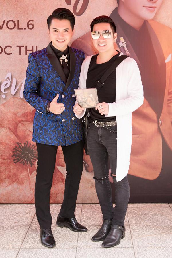 Quang Hà ủng hộ Nam Cường làm mới bản thânvới dòng nhạc bolero.
