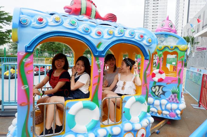 Gợi ý địa điểm vui chơi Tết ở Sài Gòn - 8