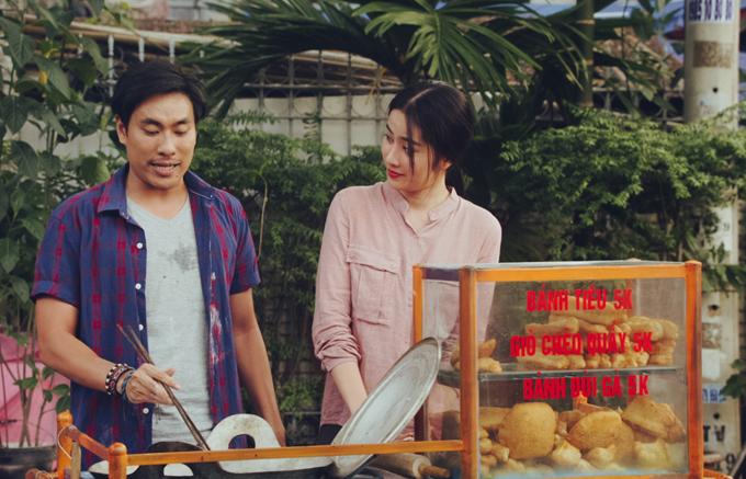 Kiều Minh Tuấn kết đôi với Nam Em trong phim hài hành động Tết 798Mười.