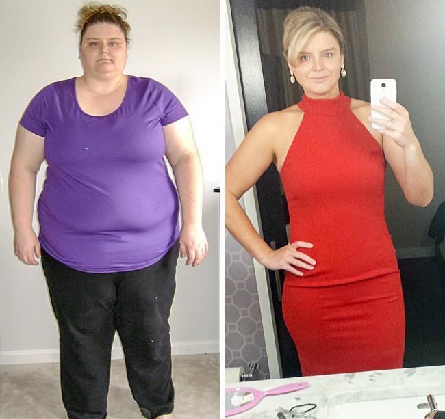 Từng bất lực trước thân hình thừa cân trầm trọng, người phụ nữ này đã nhờ tới sự hỗ trợ của các chuyên gia dinh dưỡng và thể hình để có được cân nặng phù hợp.