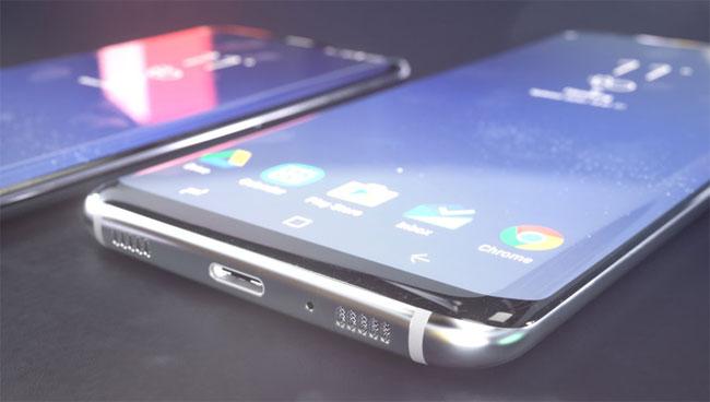 Về thiết kế, có thể thấy Galaxy S9 và S9 Plus khá giống với S8 nhưng mặt trước phần viền màn hình mỏng hơn.