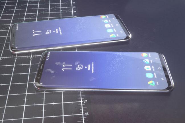 Ảnh và video dựng chi tiết Galaxy S9 và S9+ - 8