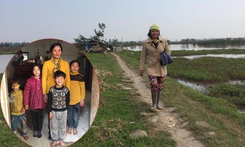 Tết nhọc nhằn của bà mẹ 14 con ở Hà Nội