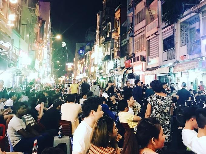 Làm gì ở Sài Gòn nếu không du xuân?