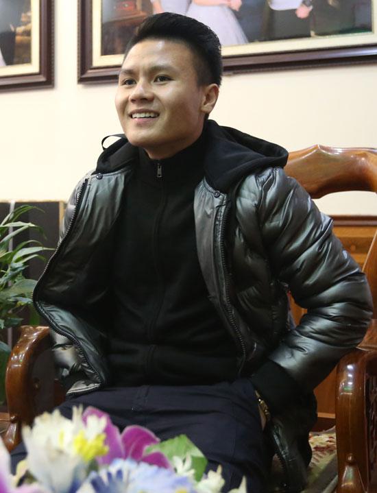 Quang Hải là cầu thủ xuất sắc của U23 Việt Nam tại giải đấu ở Thường Châu. Ảnh: TC.