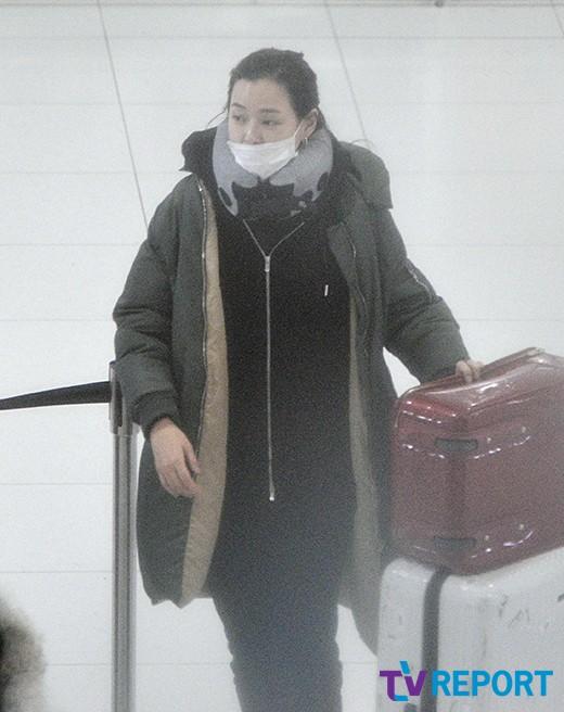 Hoa hậu Hàn 2006 và người yêuđi Nhật du lịch dịp nghỉ Tết  - 6
