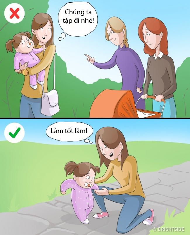 10 điều cha mẹ làm thay con có thể khiến trẻ trở nên nổi loạn - 7