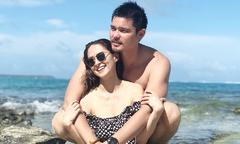 Vợ chồng 'mỹ nhân đẹp nhất Philippines' trốn con đi hẹn hò dịp Valentine
