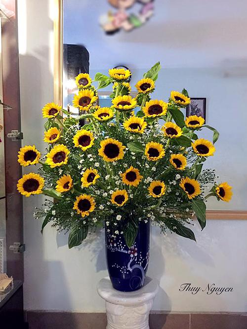 Mẹ Hà thành chia sẻ bí quyết cắm hoa đẹp chơi Tết - 7