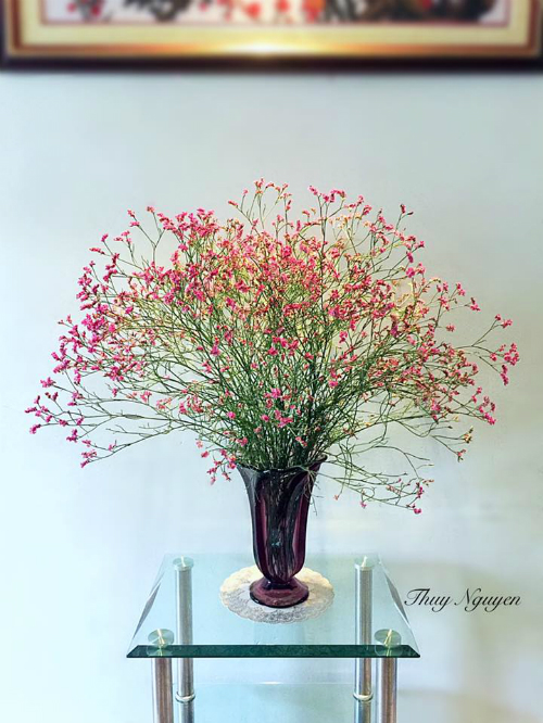 Mẹ Hà thành chia sẻ bí quyết cắm hoa đẹp chơi Tết - 8