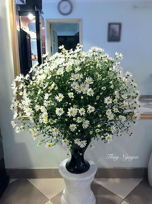 Mẹ Hà thành chia sẻ bí quyết cắm hoa đẹp chơi Tết - 10
