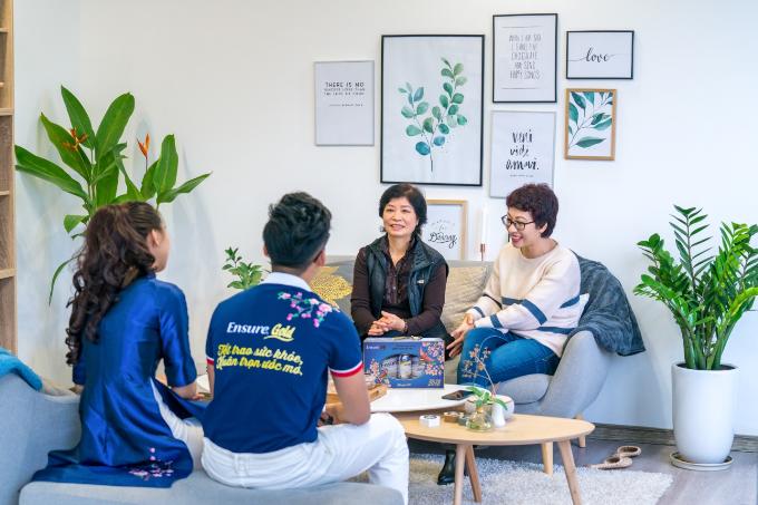 Lương Thế Thành, MC Diệp Chi chia sẻ kế hoạc đón Tết cùng gia đình - 2