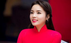 Kỳ Duyên háo hức mong về Nam Định ăn Tết cùng gia đình