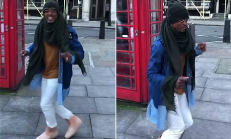 Evra nhảy nhót trên phố mừng ký hợp đồng với West Ham