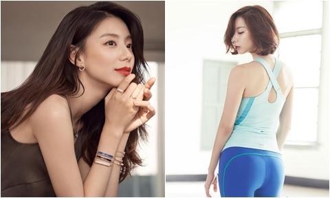 Bà xã Bae Yong Joon tiết lộ bí quyết lấy lại đường cong chữ S sau sinh