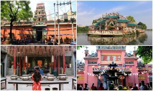 4 ngôi chùa 'xóa ế' ở Sài Gòn thường tấp nập ngày đầu năm mới