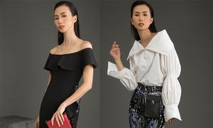 Trần Thanh Thuỷ toả sáng với xu hướng sequins