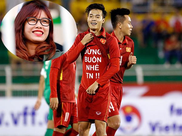 Những hot boy U23 Việt Nam giấu kín, úp mở chuyện có bạn gái - 2