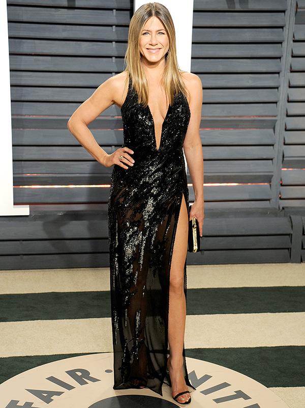 Hai lần được vinh danh là Người phụ nữ đẹp nhất thế giới đủ chứng minh sức quyến rũ không hề của Jennifer Aniston