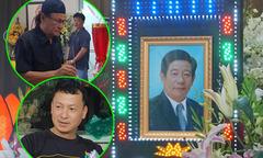 Diễn viên Thiệu Ánh Dương và đồng nghiệp đến tiễn biệt nghệ sĩ Nguyễn Hậu