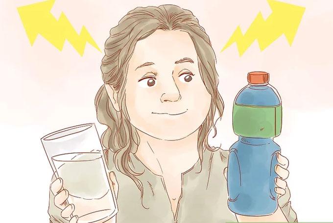 5 thức uống giúp bạn phục hồi sau khi uống say - 1