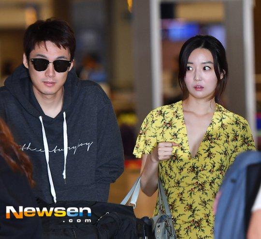 Vợ chồng Oh Sang Jin và Kim So Young.