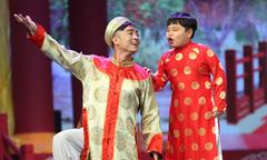 Con trai Xuân Bắc khiến khán giả cười ngặt nghẽo khi đóng 'Táo quân'