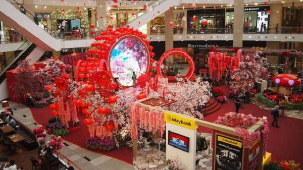 Người châu Á tưng bừng đón năm mới Mậu Tuất - 4