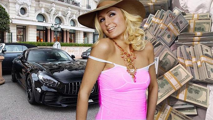 Paris từng khẳng định mình không phải là cô gái tóc vàng hoe rỗng tếch mà rất giỏi kiếm tiền.