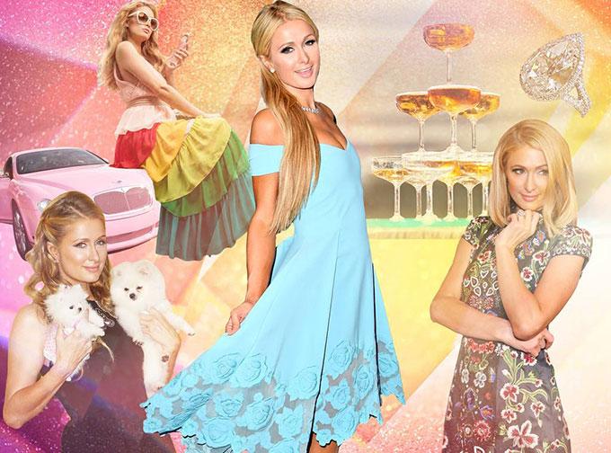 Ngoài khoản tiền thừa kế lớn, Paris Hilton đã tự thân kiếm được hàng  triệu dollar mỗi năm nhờ công việc kinh doanh, tham gia show truyền hình  thực tế và làm DJ.